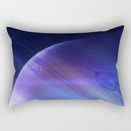 Secrets of the galaxy Rectangular Pillow
