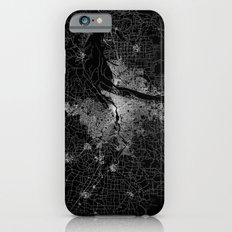 portland map Slim Case iPhone 6