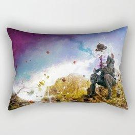 The Uninspired Rectangular Pillow