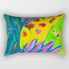 Our Garden Rectangular Pillow