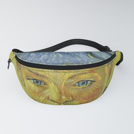"Vincent van Gogh ""Portrait of Camille Roulin"" Fanny Pack"