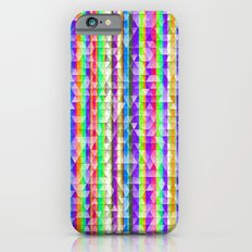 Aztec Stripes Slim Case iPhone 6s