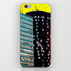 Gran Via Sunset iPhone & iPod Skin