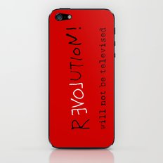 re-love-ution iPhone & iPod Skin
