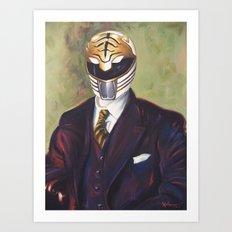 Gentleman Ranger II Art Print