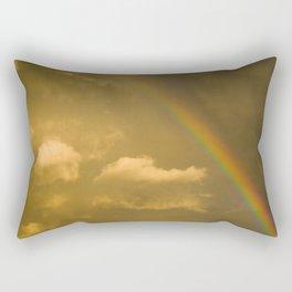 somewhere, over the rainbow... Rectangular Pillow