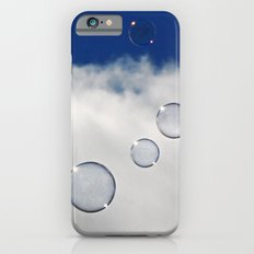 Floating Bubbles iPhone 6s Slim Case