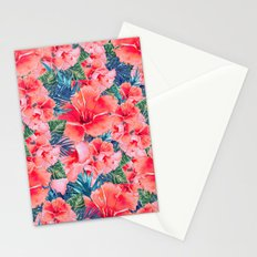 My Tropical Garden 12 Stationery Cards