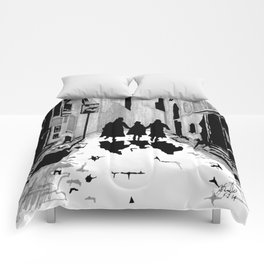 Oliver's Fate Comforters