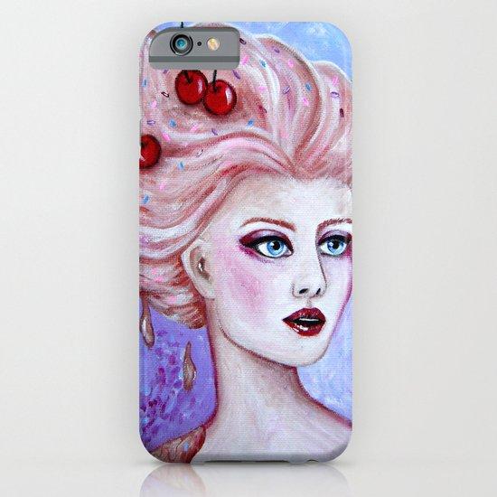 Susie Sundae iPhone & iPod Case