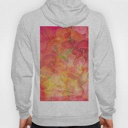 Floral Watercolor Pattern (Color) Hoody