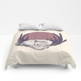 Fox & Lavender Comforters