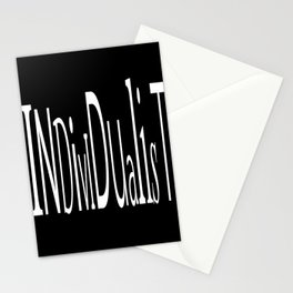 Individualist Stationery Cards