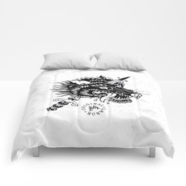 Wolf & Dagger - W&B Comforters