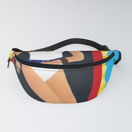Tread Softly, For You Tread On My Dreams Fanny Pack