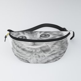 Kitty drawing Fanny Pack