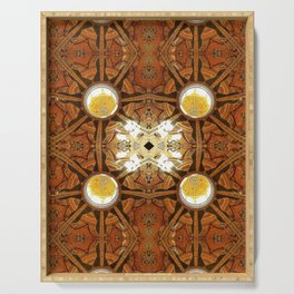 Celestial Ceiling 8 Serving Tray