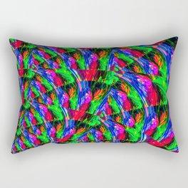 Swirling Waterfall... Rectangular Pillow