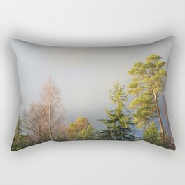 Storm Warning Rectangular Pillow