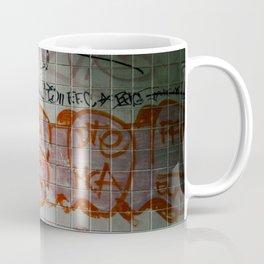 Enter the Subway Coffee Mug