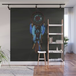 Dreamcatcher - Low Poly Wall Mural