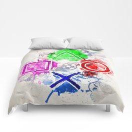 The Unstoppable Comforters