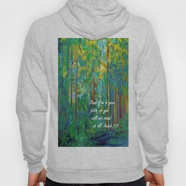 Stand Firm in Your Faith Hoody