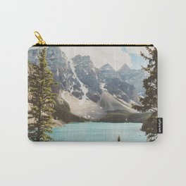 Moraine Lake II Banff National Park Carry-All Pouch