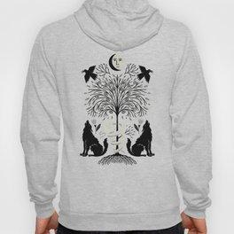 garden of the moon Hoody