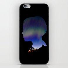 Dreaming Boy iPhone & iPod Skin