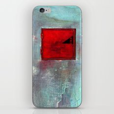 VENTANA EN EL MURO iPhone & iPod Skin