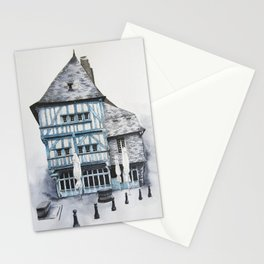 Dinan, Brittany Stationery Cards