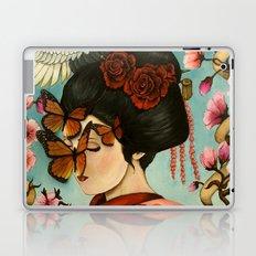 The Exploitation of Butterfly Laptop & iPad Skin