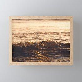 Atlantic Ocean Waves 4181 Framed Mini Art Print