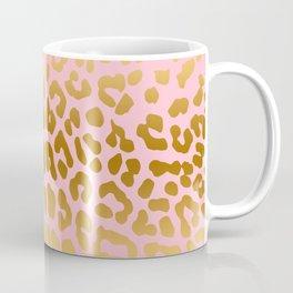 Leopard (Pink & Gold) Coffee Mug