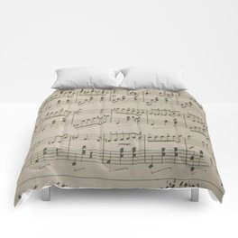 Running Waltz Comforters