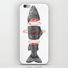 Sashimi II iPhone & iPod Skin