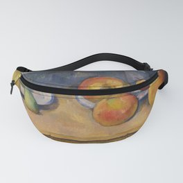 "Paul Cezanne ""Still Life with Apples and Pears"" Fanny Pack"
