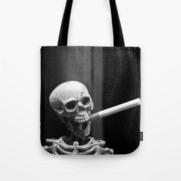 Jack Skeleton Tote Bag