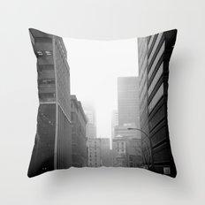 City City Throw Pillow