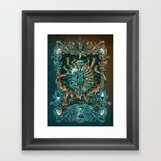 Babylon Framed Art Print