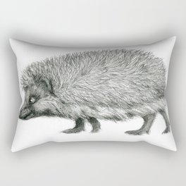 Funny Hedgehog SK050 Rectangular Pillow