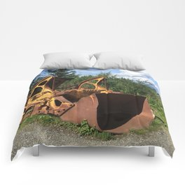 Final Resting Place Comforters