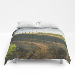 Country Curves Comforters