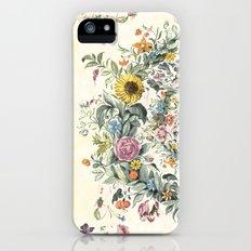 Circle of Life Cream Slim Case iPhone (5, 5s)