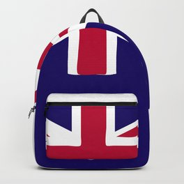 Saint Helena flag emblem Backpack