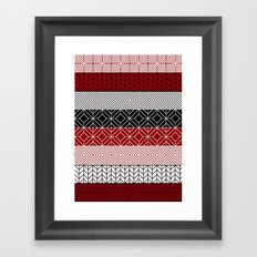 Tribal I Framed Art Print