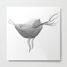 PeaRNut Metal Print