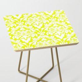 Lemon Fancy Side Table