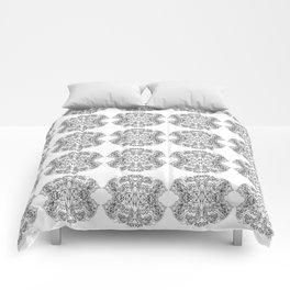 Abrastraction #2 Comforters